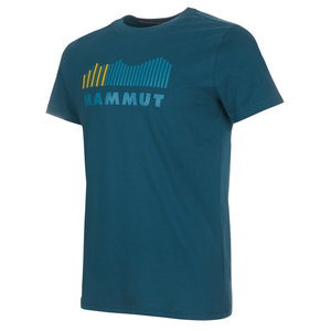 Mammut Seile T-Shirt Men triko wing teal
