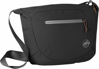 Mammut Shoulder Bag Round 8 black