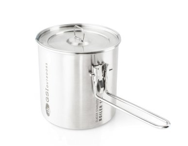 GSI Outdoors Stainless Boiler 1,1 l