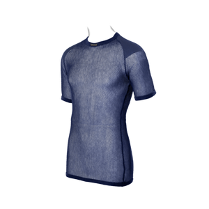 BRYNJE Super Thermo T-shirt w/inlay navy