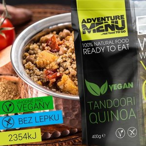 Adventure Menu Tandoori Quinoa 400g