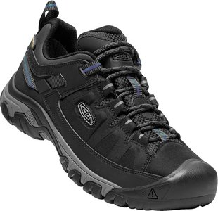 KEEN Targhee EXP WP Men black/steel grey