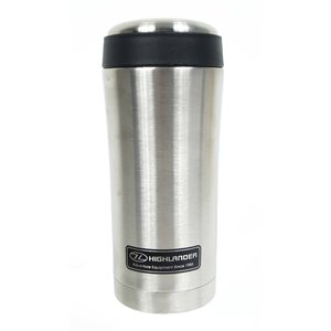 Highlander Thermal Mug Sealed stříbrná