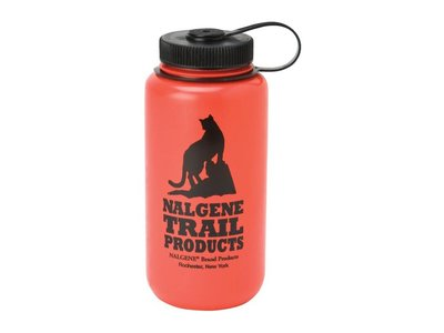 Nalgene Wide Mouth Ultralight Cat logo 1000 ml