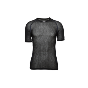 BRYNJE Wool Thermo light T-shirt černé