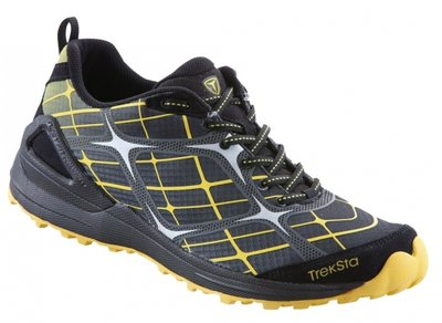 Treksta Alter Ego men black/yellow