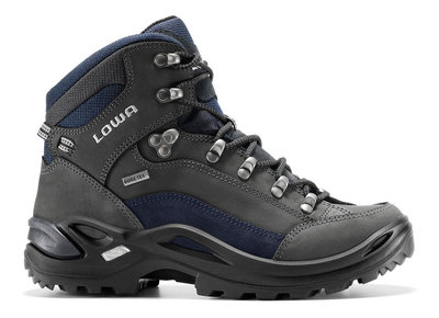 Lowa Renegade II GTX Mid Lady dark grey/navy